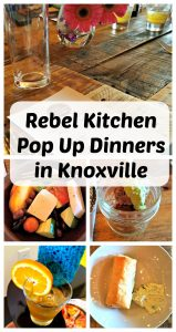 Discover Abundant Flavors at Rebel Kitchen's Pop Up Dinners in Knoxville