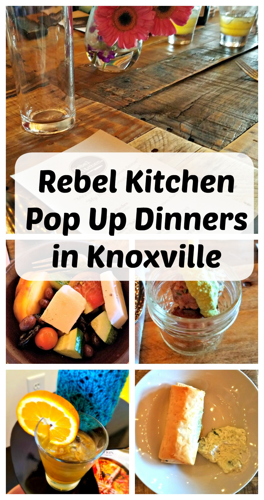 Discover abundant flavors at rebel kitchen 39 s pop up for Kitchen 919 knoxville tn menu