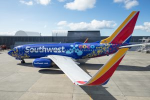 Southwest Airlines Unveils COCO-Themed Aircraft