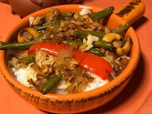 Asian Turkey and Green Beans Dinner – 30 Days of #EasyDinners
