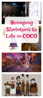 Bringing Skeletons to Life in COCO – #PixarCocoEvent
