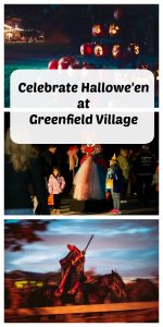 Celebrate Hallowe'en in Greenfield Village