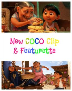New COCO Clip and Featurette – #PixarCocoEvent