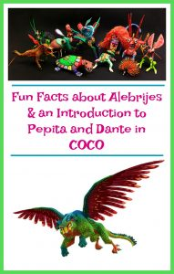 Facts About Alebrijes, Pepita, and Dante in COCO – #PixarCocoEvent