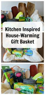 Kitchen Inspired House-Warming Gift Basket Ideas
