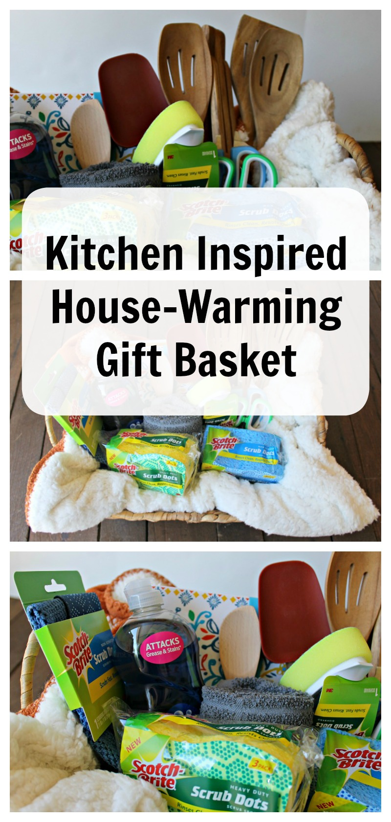 Kitchen Inspired House-Warming Gift Basket Ideas  Finding Sanity