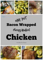 One Pot Bacon Wrapped Chicken – 30 Days of #EasyDinners