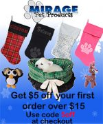 Mirage Pet Products Giveaway