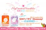 My Creative Mandalas Moms & Kids Creative Kits Giveaway