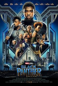 BLACK PANTHER New Movie Trailer & Poster – #BlackPanther