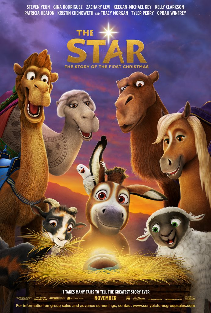 THE STAR Activity Sheets & New Movie Trailer | Finding Sanity in Our ...