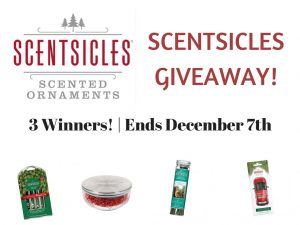 ScentSicles Giveaway
