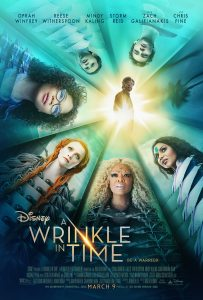 New Trailer & Poster for A WRINKLE IN TIME – #WrinkleInTime