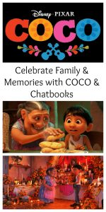 Celebrating Family & Memories With COCO & Chatbooks – #PixarCocoEvent
