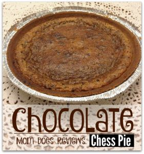 Chocolate Chess Pie – 30 Days of #ChristmasSweets