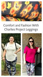 Comfort and Fashion With Charlies Project Leggings