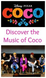 Discover the Music of COCO – #PixarCocoEvent