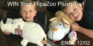 FlipaZoo Plush Toy Giveaway