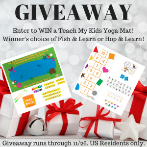 Holiday TeachMy Giveway – #Holiday2017