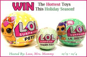 L.O.L. Surprise! Prize Pack Giveaway