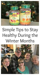 Tips to Stay Healthy During the Winter Months