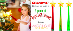 Magic Light Wand Giveaway