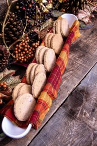 Salted Cranberry Shortbread Cookies – 30 Days of #ChristmasSweets