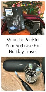 What to Pack in Your Suitcase For Holiday Travel