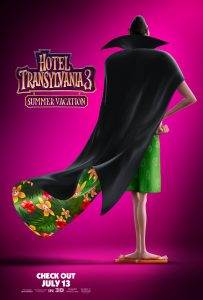 HOTEL TRANSYLVANIA 3: SUMMER VACATION New Trailer & Poster – #HotelT3