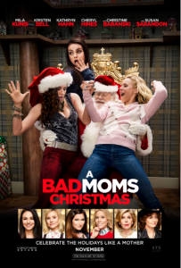 A BAD MOMS CHRISTMAS Movie Review – #BadMomsXmas
