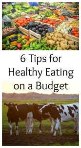 6 Tips for Healthy Eating on a Budget