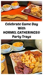 Celebrate Game Day With HORMEL GATHERINGS® Party Trays