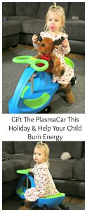 The PlasmaCar Helps Children Burn Energy & Get Exercise