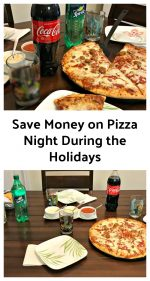 Save Money on Pizza Night During the Holidays