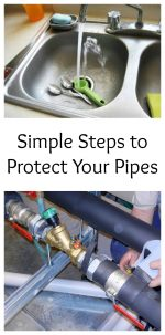 Simple Steps to Protect Your Pipes