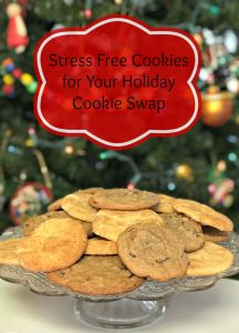 Stress Free Cookies for Your Holiday Cookie Swap with Krusteaz