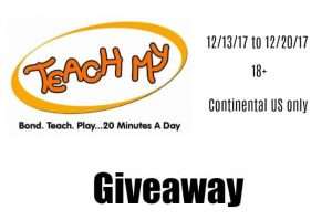 $50 Teach My Gift Card Giveaway