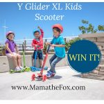 Y Glider XL Kid's Scooter Giveaway
