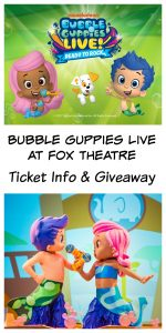 5 Reasons to Watch Bubble Guppies & See Bubble Guppies Live