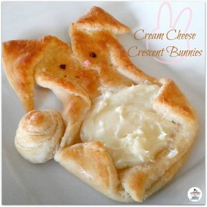 Easter Bunny Danish – #EasterSweetsandTreats