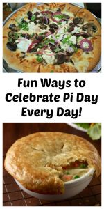 "Ways to Celebrate ""Pi Day"" Every Day"