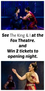 Rodgers & Hammerstein's The King and I at the Fox Theatre