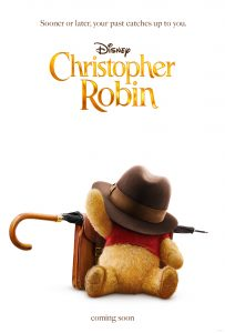 CHRISTOPHER ROBIN Trailer and Movie Poster – #ChristopherRobin