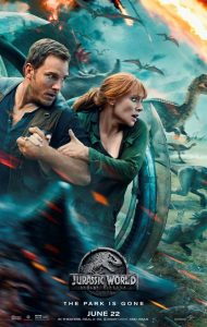 JURASSIC WORLD: FALLEN KINGDOM – #FallenKingdom