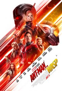 ANT-MAN AND THE WASP New Trailer and Poster – #AntManandWasp