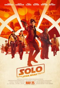SOLO: A STAR WARS STORY Coloring Pages – #HanSolo
