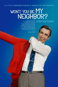 WON'T YOU BE MY NEIGHBOR? in Theaters June 8th – #MrRogersMovie
