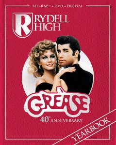 GREASE – 40th Anniversary Edition & Giveaway Ends 6/16