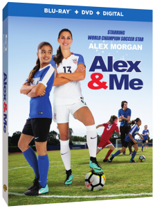 Alex & Me Available on Blu-Ray and DVD with Giveaway – #AlexandMe #AlexMorgan