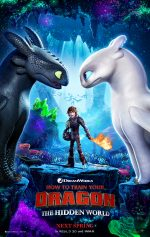 HOW TO TRAIN YOUR DRAGON: THE HIDDEN WORLD Trailer- #HOWTOTRAINYOURDRAGON
